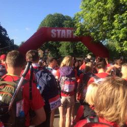 L2B Trek - the start 500px