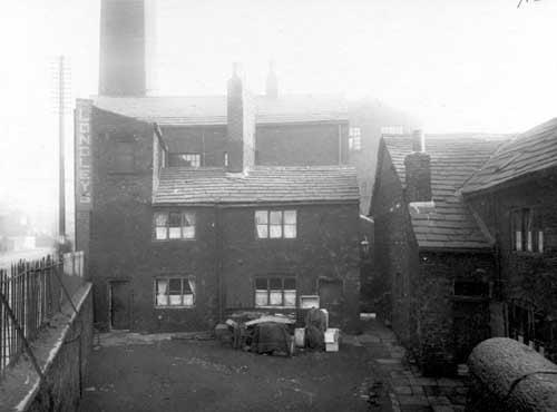 Longleys bedsteads fleece cottages 1933