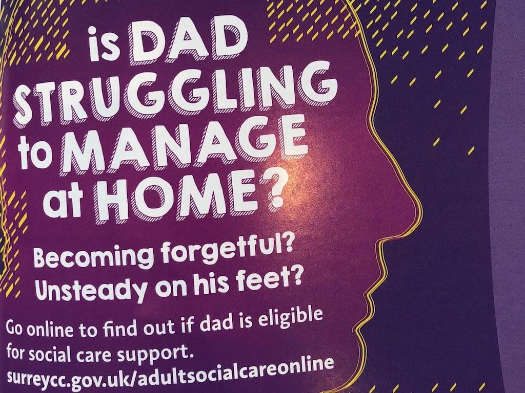 Dad ad