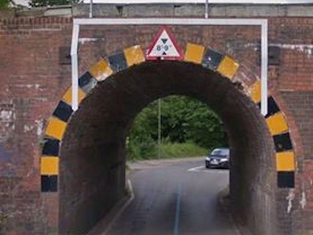 Low bridge